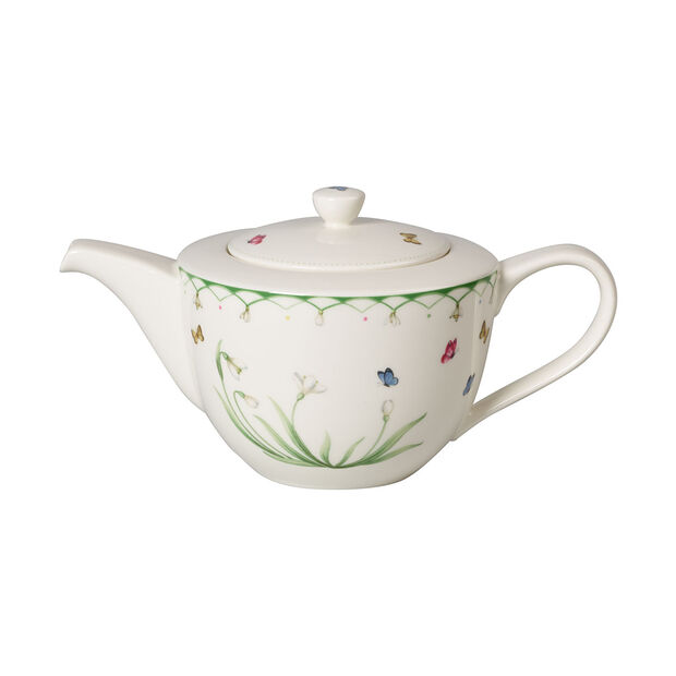 Colourful Spring - чајник(цветен)